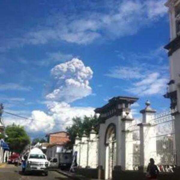 Volcán del Fuego de Colima