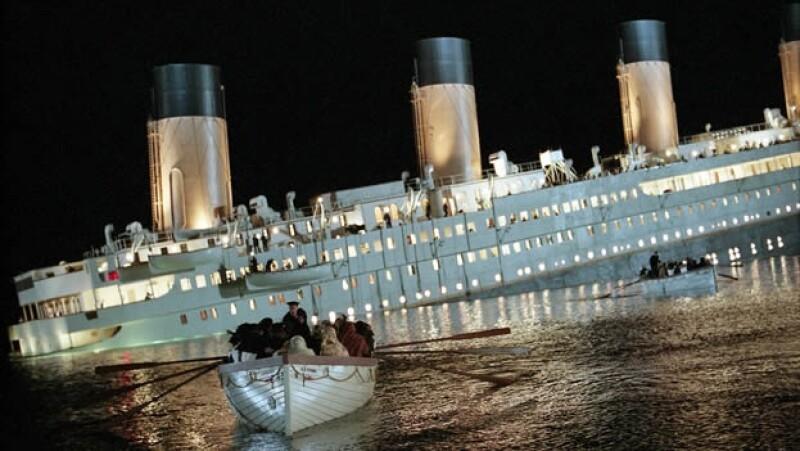 Titanic 3D James Cameron