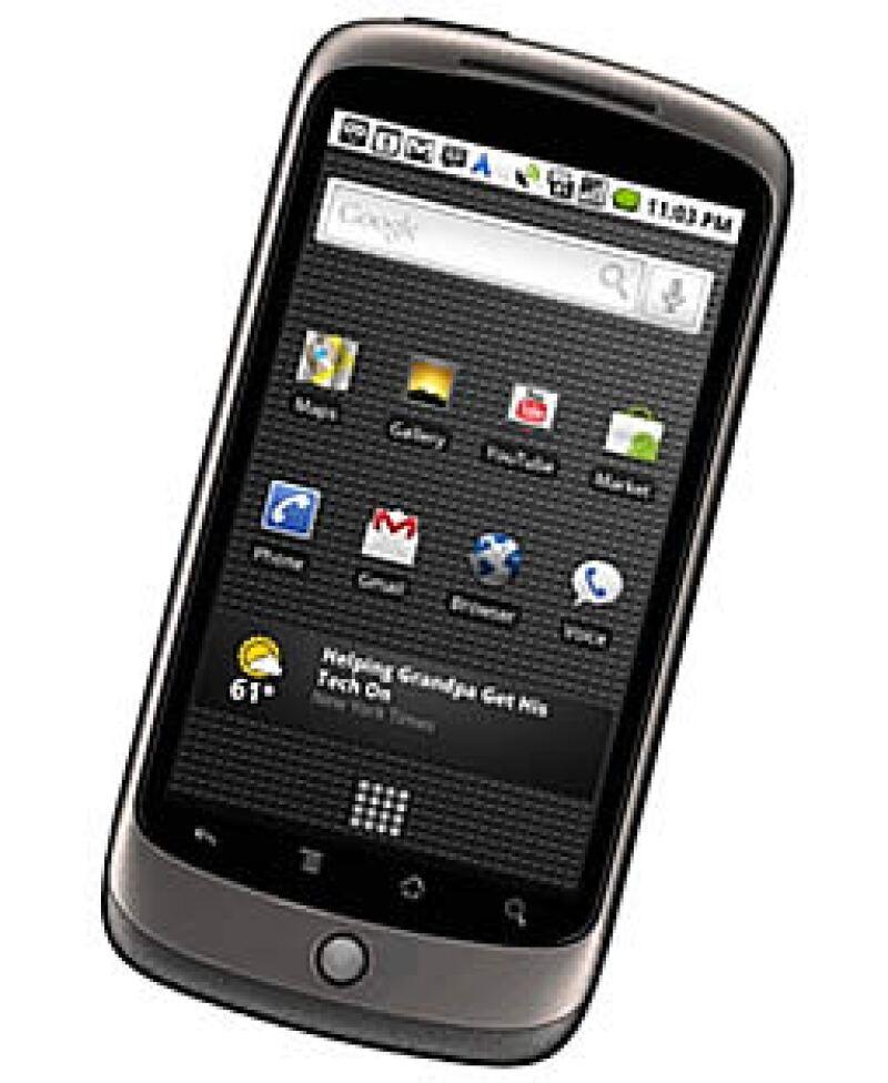 Con Nexus, no hay nada que distraiga de la experiencia Android. (Foto: Cortesía Google)