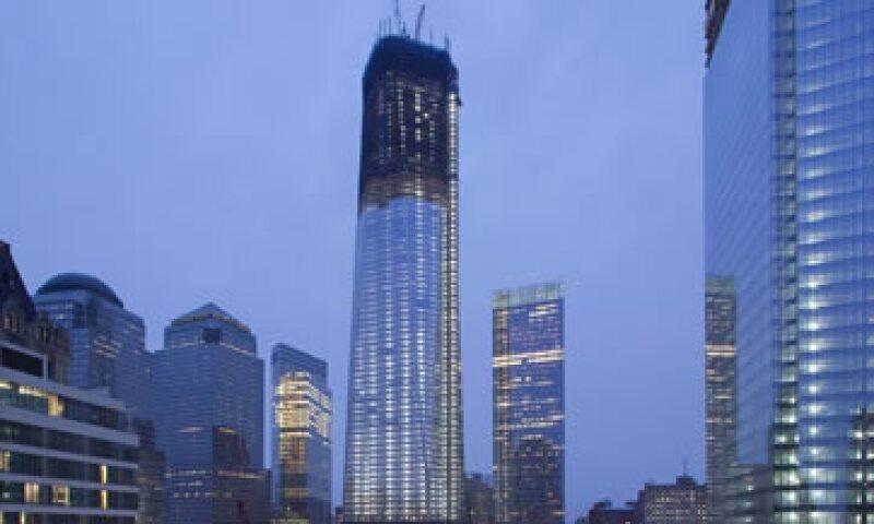 El nuevo Centro de Comercio Mundial reemplazará a las torres gemelas. (Foto: AP)