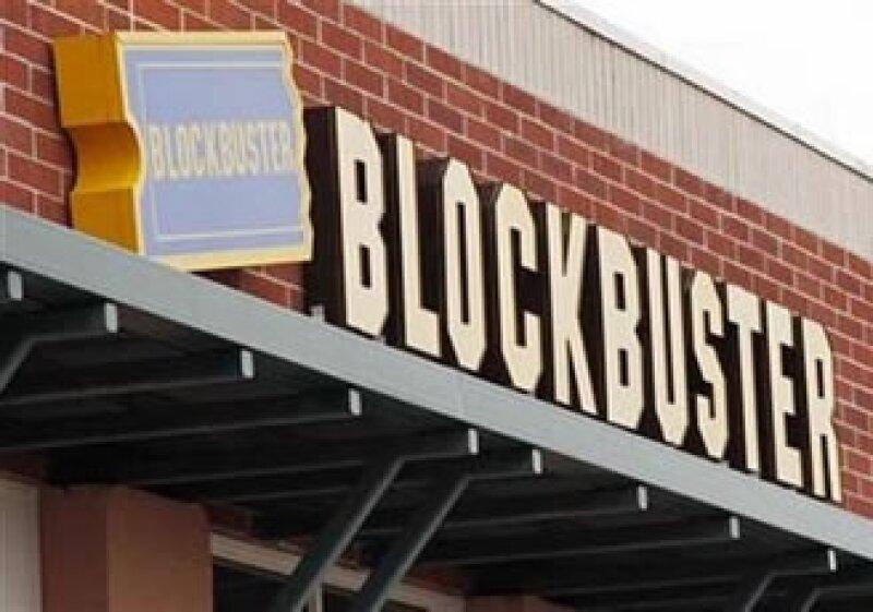 Blockbuster se acogió a la protección por bancarrota en septiembre del año pasado con una deuda de casi 900 millones de dólares (Foto: Reuters)