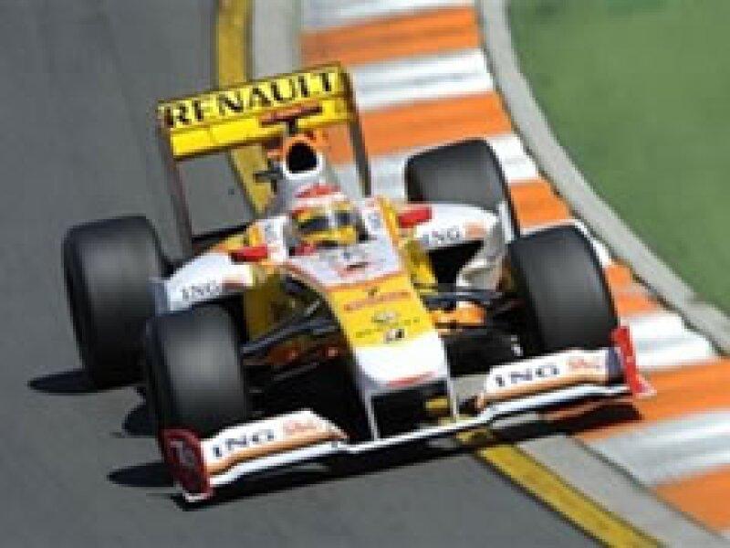 Renault podría no participar en la F1.  (Foto: AP)