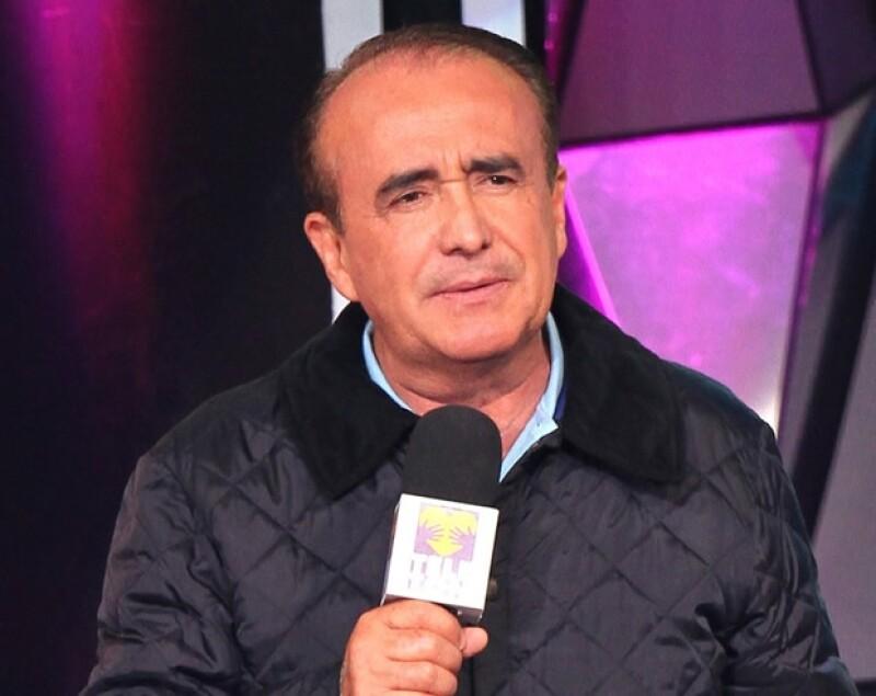 Pedro Ferriz de Con se ha encargado de dar toda la información sobre la muerte de su padre.
