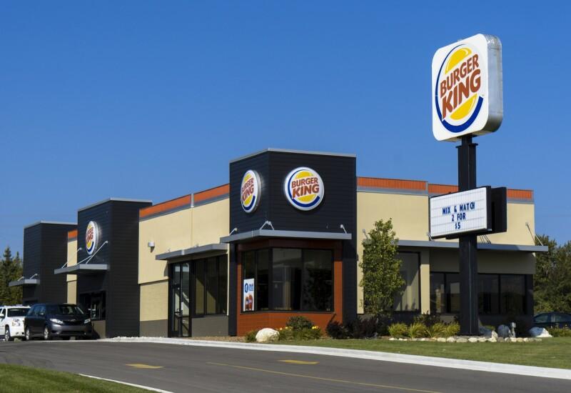 ¿El rey de la hamburguesa?