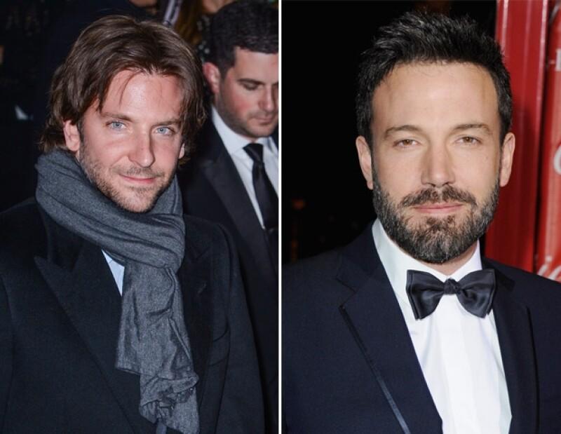 """El actor y nominado al Oscar, Bradley Cooper, mostró su descontento en el programa """"America´s Today"""" porque Ben Affleck no está en la terna de mejor actor."""