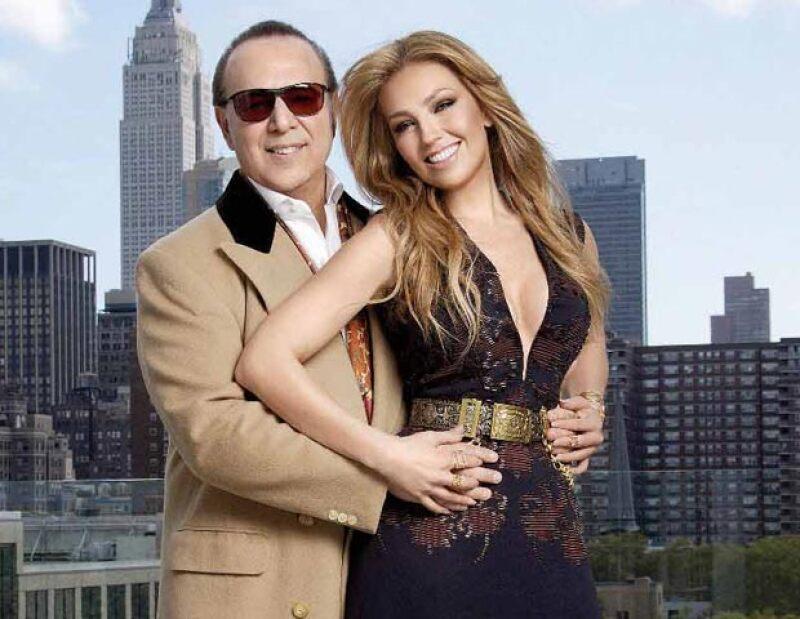"""En una entrevista telefónica, a la cantante mexicana se le """"escapó"""" revelar que había tenido varios abortos."""