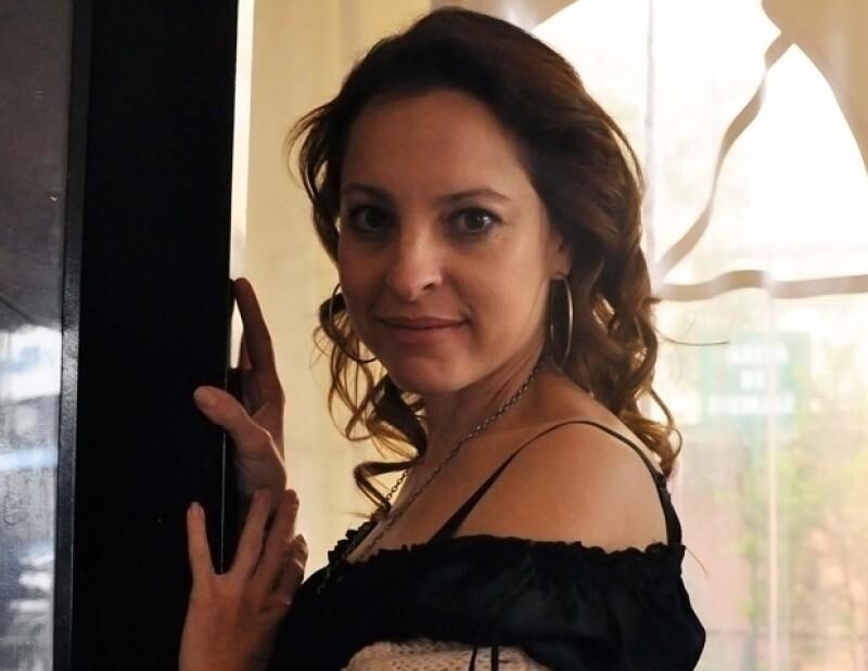 Marina de Tavira dijo que para ella es un sueño el poder ser parte del elenco de esta obra