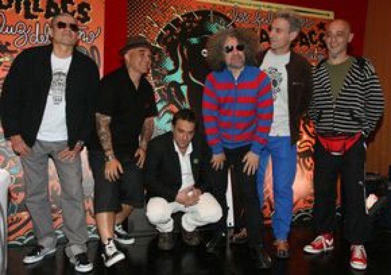 El grupo argentino se reunió tras iniciar una pausa en el 2002 y estarán de gira por Estados Unidos a partir del 3 abril.