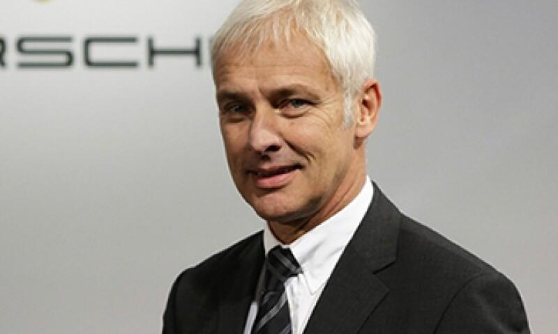 Müller fue designado por los 20 miembros del  Consejo de Supervisión. (Foto: Reuters)