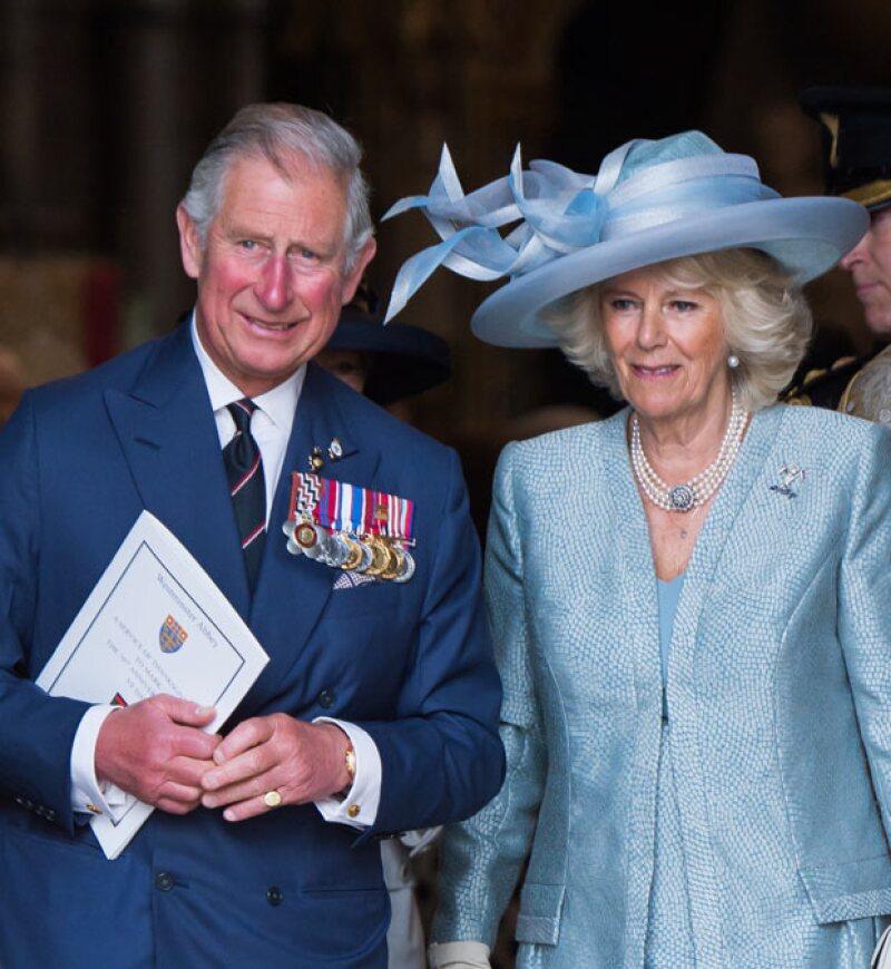La relación del príncipe Carlos con Lady Di nunca fue del todo satisfactoria.