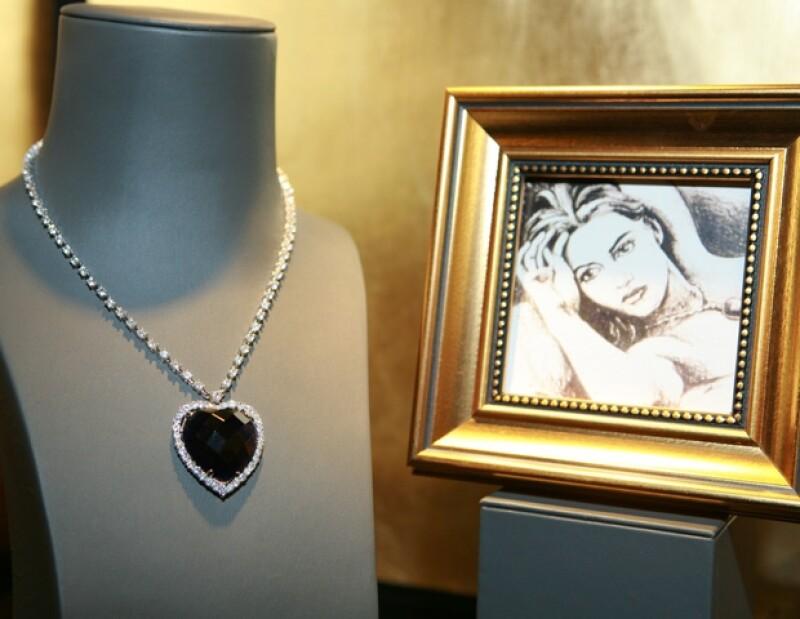 Fox le hizo una invitación al diseñador para recrear el `Heart of the Ocean´ del Titanic.