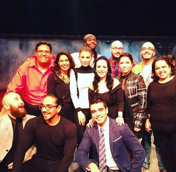 El elenco de la telenovela Carrusel se reunió tras 26 años.
