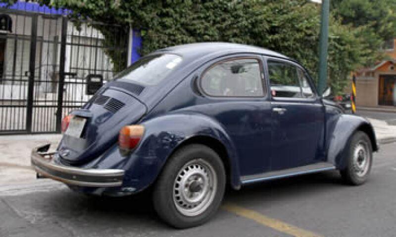 El Gobierno local prevé que se mejorarán 160,000 vehículos. (Foto: Notimex)