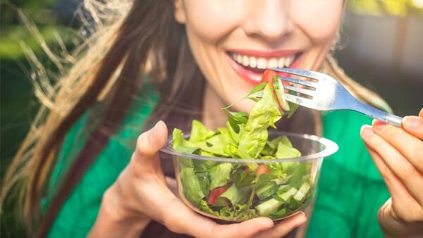 Sigue estos pasos para una dieta más sana