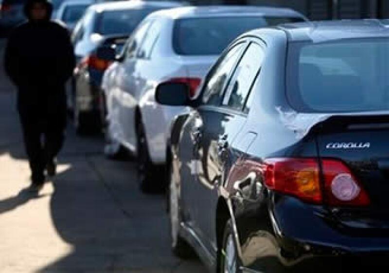 Toyota registró ganancias superiores a lo estimado en trimestre de octubre a diciembre. (Foto: AP)