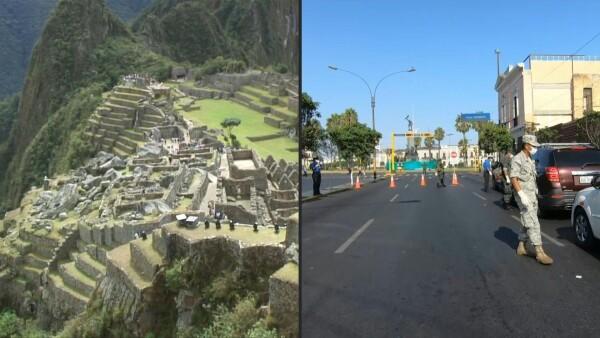 Con Machu Picchu vacía, el turismo queda en cuidados intensivos en Perú