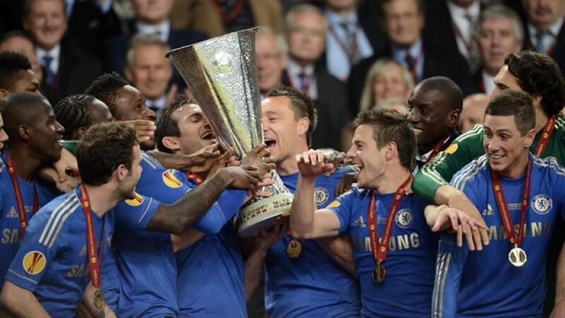 chelsea campeon liga europa benfica