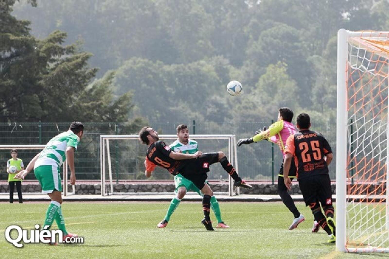 Santos vs Alebrijes