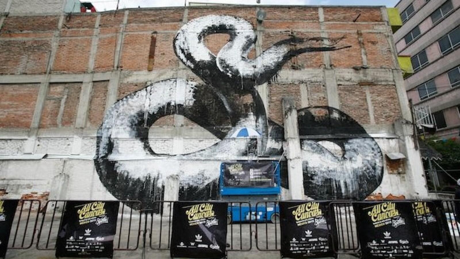 festival de arte urbano en la ciudad de mexico
