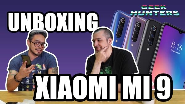 Unboxing Xiaomi Mi 9 ¿Funciones 'premium' a buen precio? | #GeekHunters