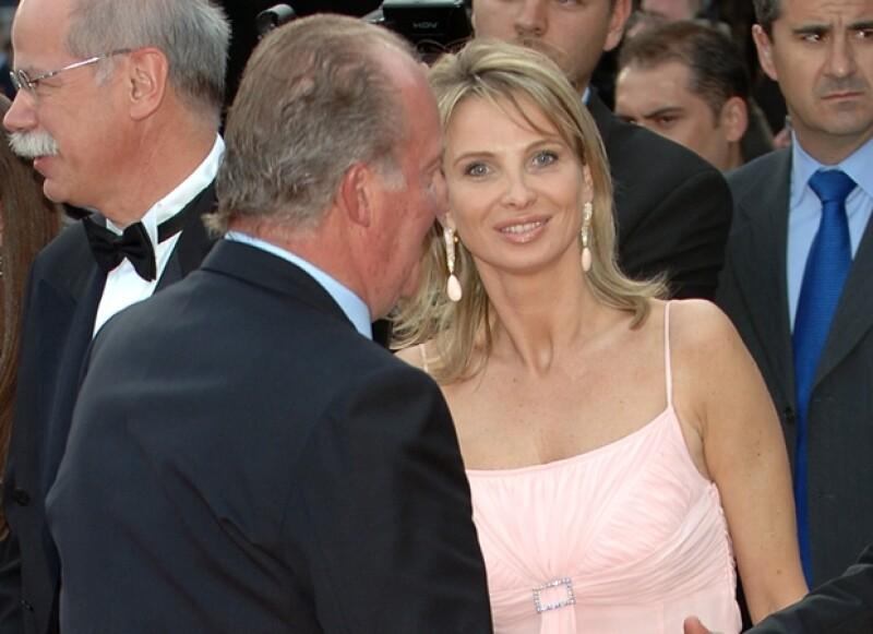 Se dice que el Rey Juan Carlos y Corinna llevan una relación amorosa desde hace años.