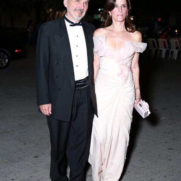 Diego Zorrilla y Cristina Sada de Zorrilla.