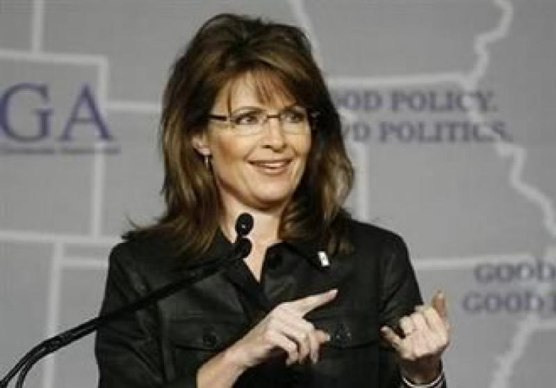 Palin renunció a su gobernatura en Alaska. (Foto: Reuters)