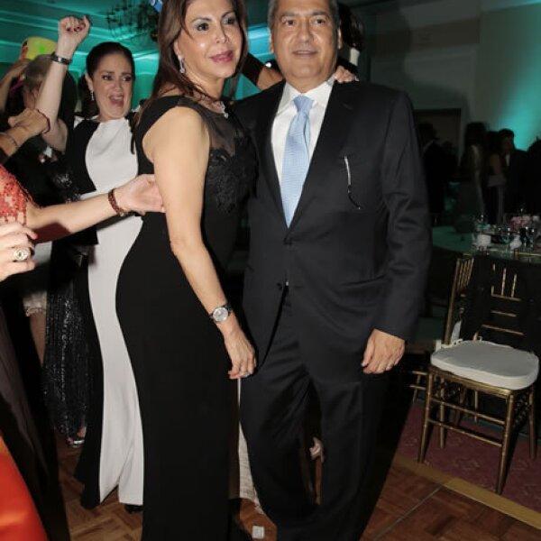 Sylvia Sánchez de Beltrones,Manlio Fabio Beltrones