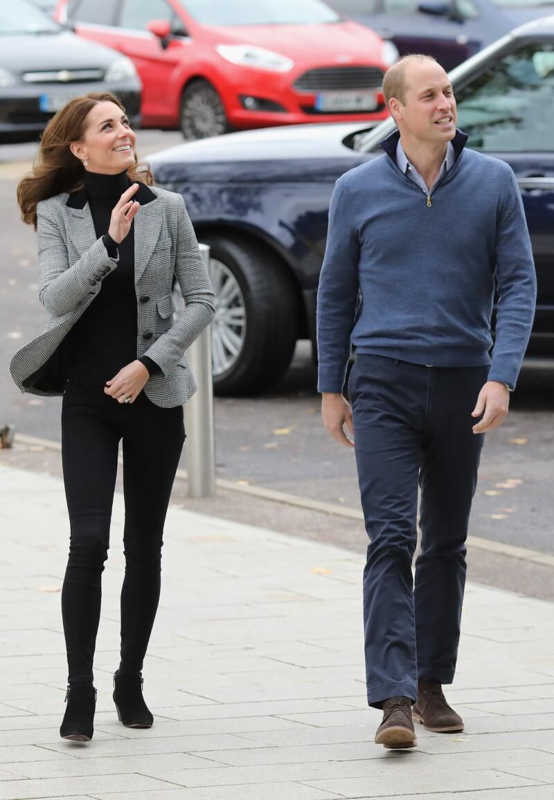 Kate y William octubre 2018