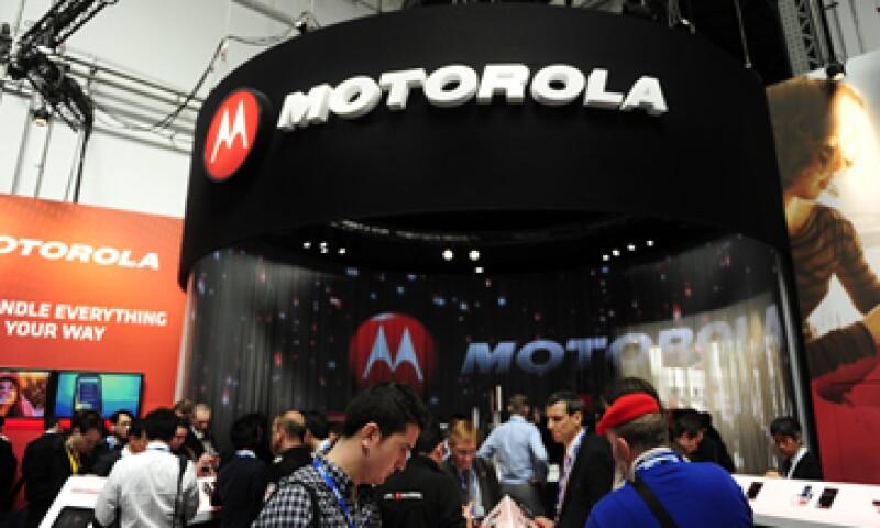 Motorola manufactura y vende computadoras portátiles y tabletas resistentes y aptas para empresas. (Foto: AP)