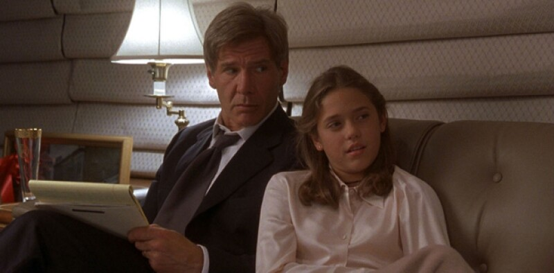 Después de A Little Princess, Liesel comenzó a filmar en Air Force One al lado de Harrison Ford.