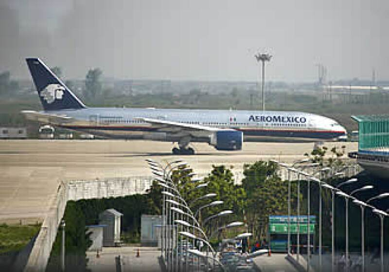 Aeroméxico ofrecerá vuelos sin escalas entre Ciudad de México y Nueva Orleans. (Foto: Notimex)