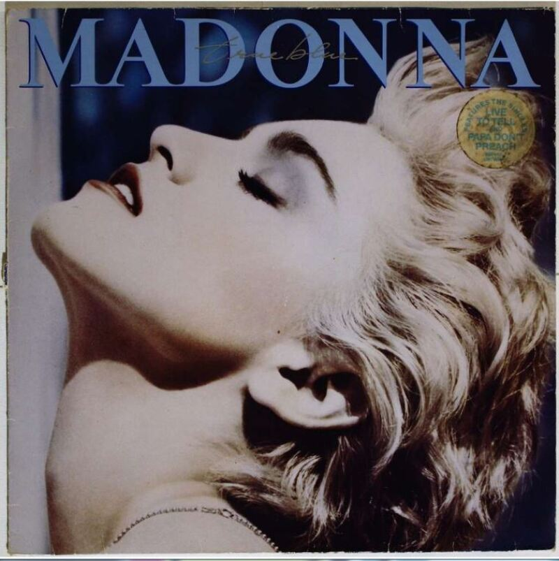 Madonna- True Blue