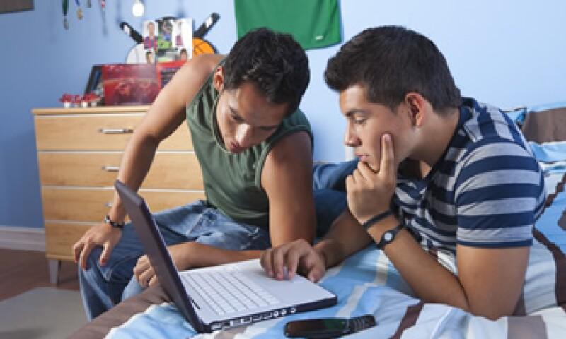 Las personas  de entre 12 a 34 años son las que más usan Internet en México. (Foto: Getty Images)