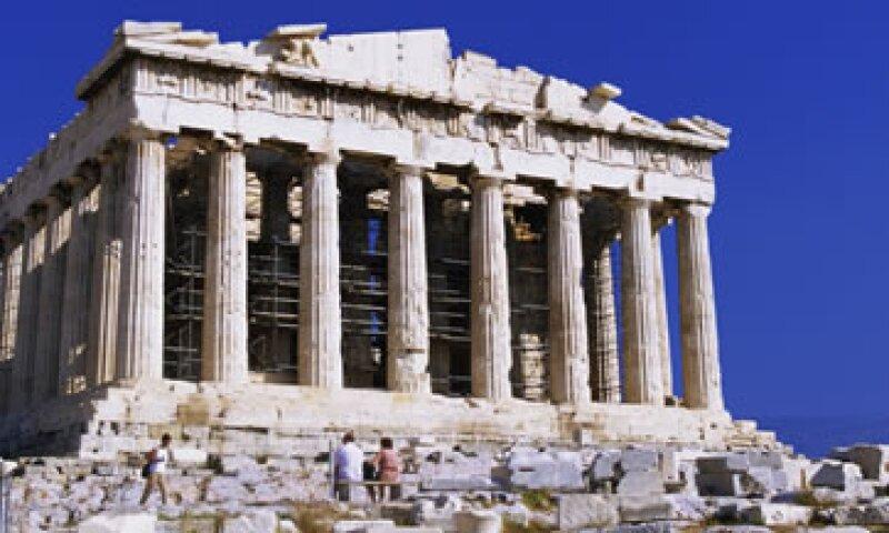 Grecia tiene el tabú de cerrar entidades que ya no son necesarias.  (Foto: Thinkstock)