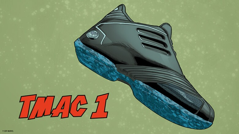 3d50f495 Adidas lanza los sneakers de Avengers: Endgame