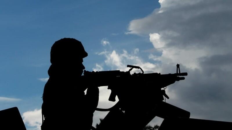 Farc, soldado, colombia