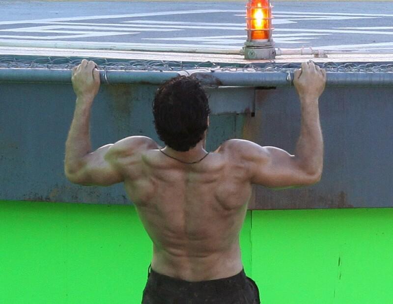 Clark Kent lucirá más musculoso que nunca.