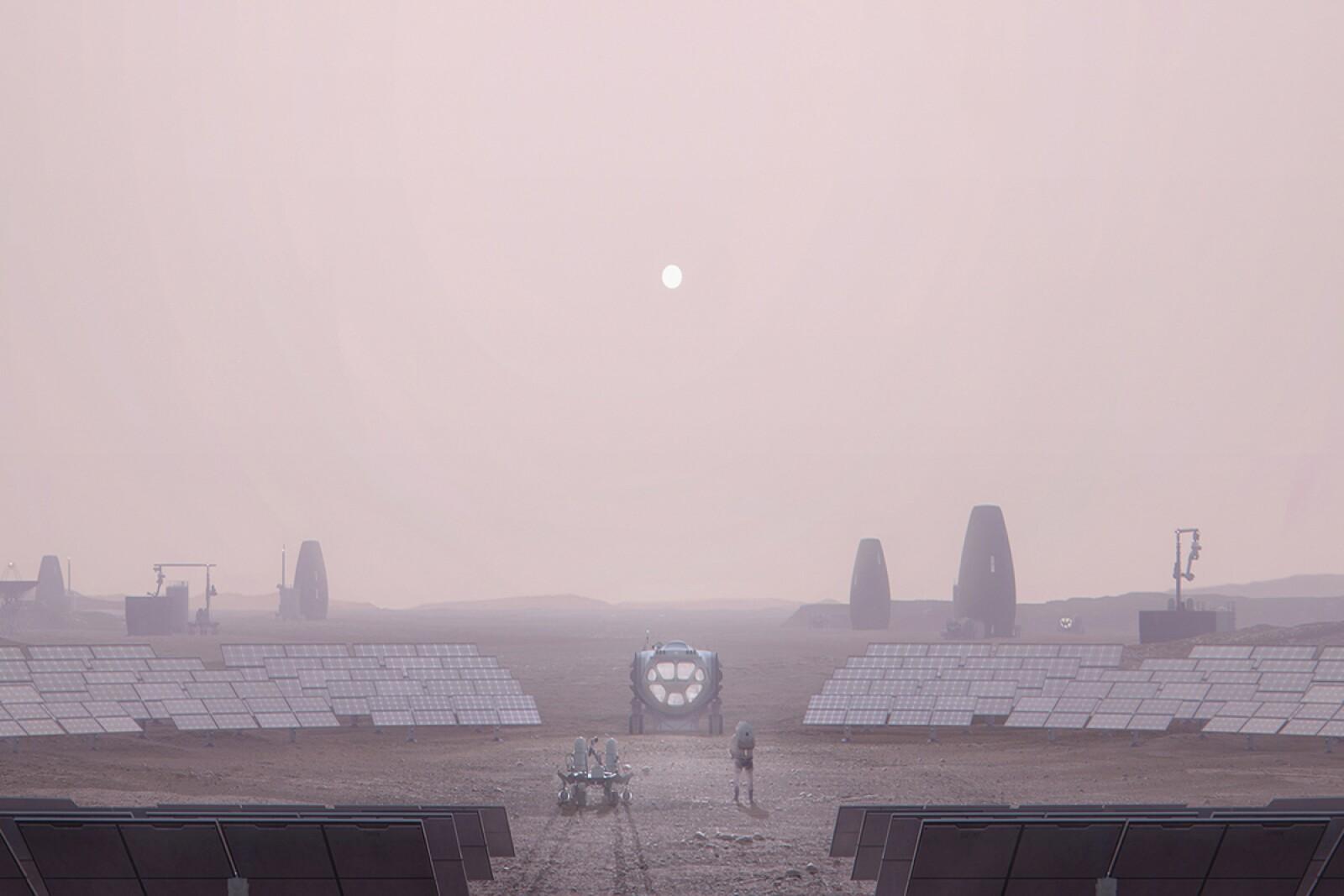 Casas AI SpaceFactory