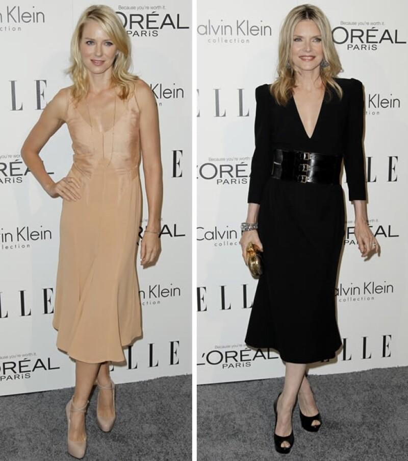 Se llevó a cabo el evento anual donde la edición estadounidense de la revista ELLE honró a las mujeres más destacadas de la industria. Jennifer Aniston estuvo entre las presentes.