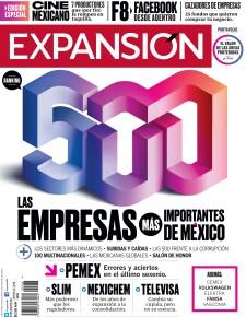 500 Las empresas más importantes de México