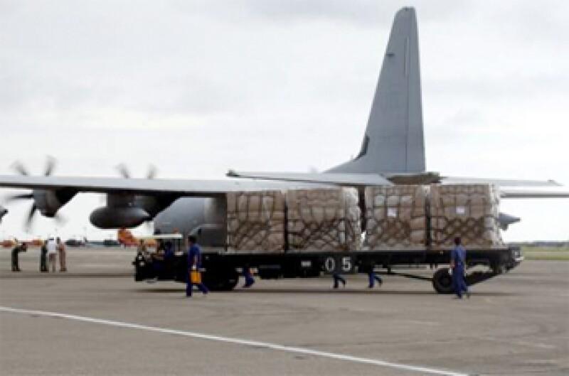El avión militar es el primero en aterrizar en Taiwán desde la ruptura de las relaciones entre los países. (Foto: Reuters)