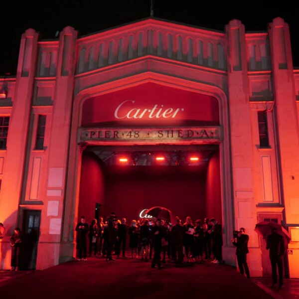 The Cartier Party