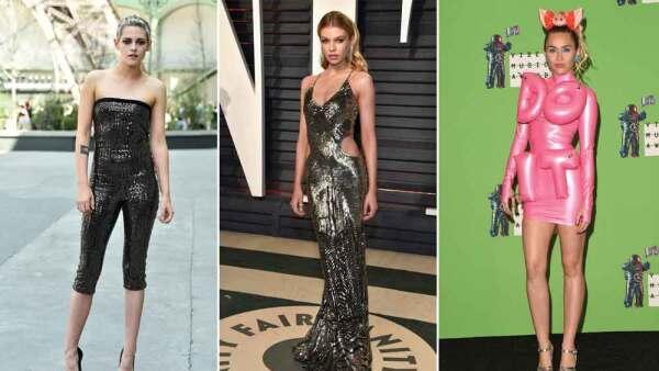 Kristen Stewart, Stella Maxwell y Miley Cyrus
