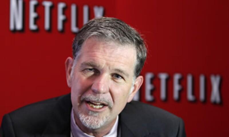 Los usuarios de Netflix han criticado la forma en cómo su CEO, Reed Hastings, ha dado a conocer algunos cambios. (Foto: Reuters)
