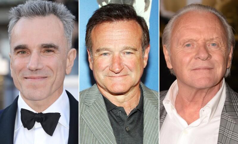 Daniel Day Lewis, Robin Williams, Anthony Hopkins y más, son los actores que han interpretado a grandes presidentes tanto en el cine como en la televisión.