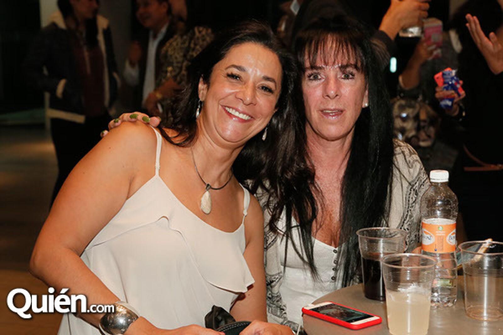 Lorena Suárez y Jacqueline Rojkind