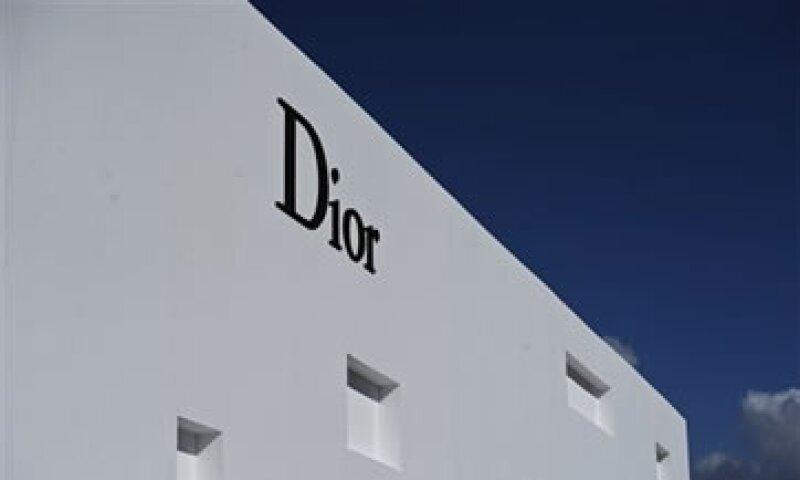 Christian Dior es parte de la firma de artículos de lujo LVMH.  (Foto: AP)