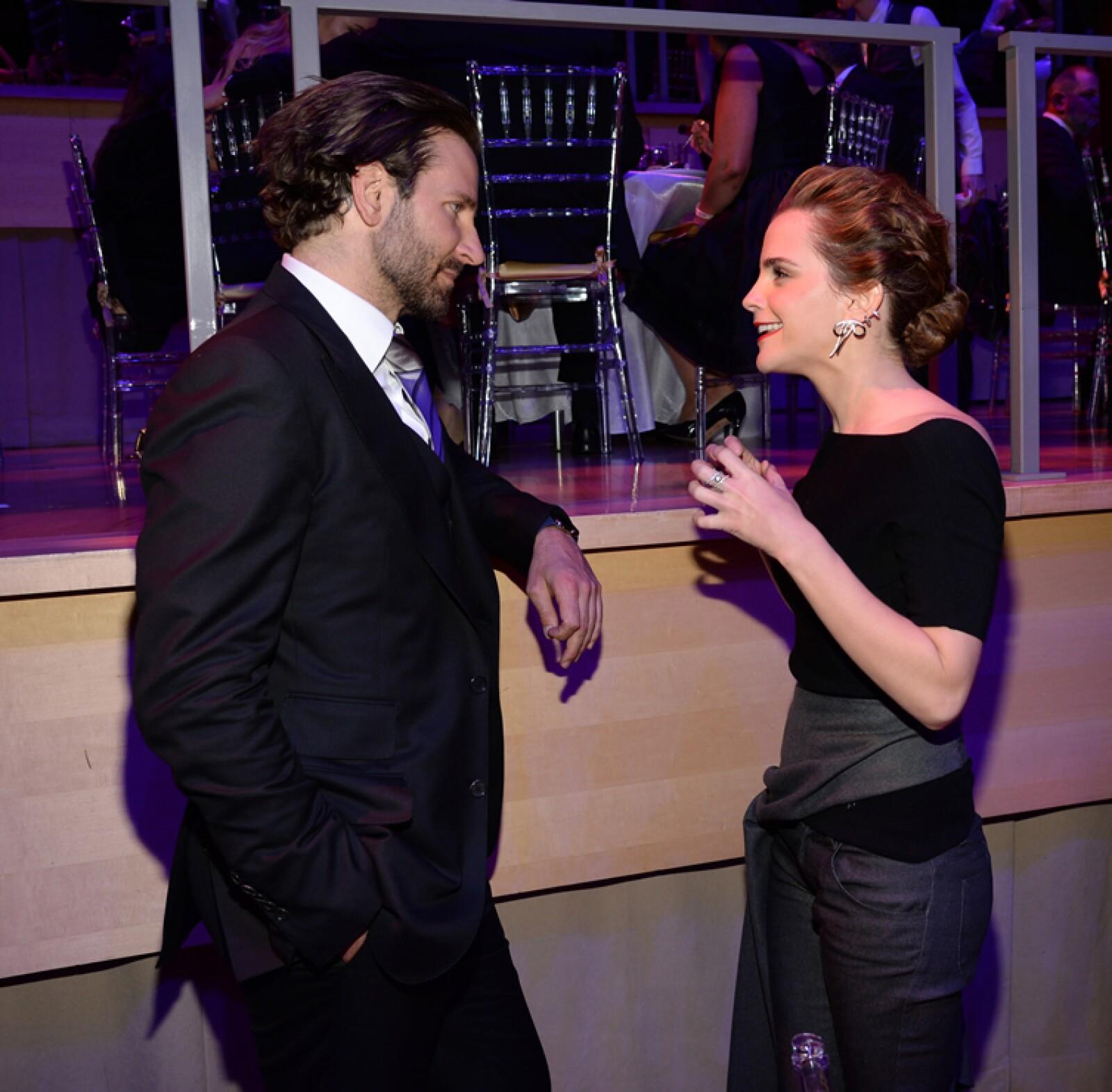 Bradley Cooper, Emma Watson