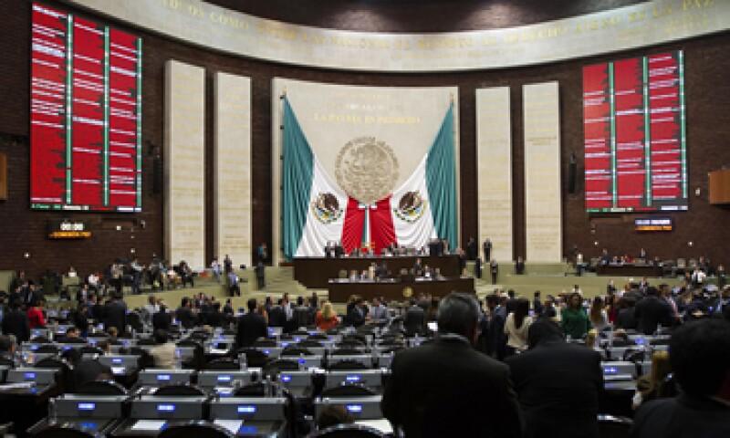 Las labores de la comisiones de la Cámara baja serán transmitidas en el Canal del Congreso. (Foto: Notimex)